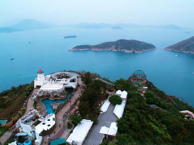 <香港海洋公园门票>不可错过的展馆:亚洲动物天地、梦幻水都、水母万花筒