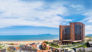 青岛红树林度假世界珊瑚酒店