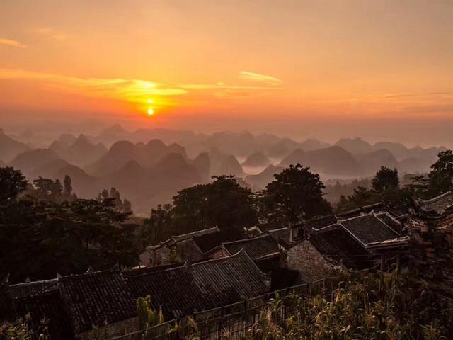 <广东清远连南千年瑶寨景区门票>南岗具有规模大、古老、有特色的瑶寨