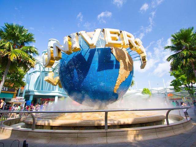 <新加坡 环球影城+海洋馆+水上探险乐园 套票>多套餐可选  极速出票