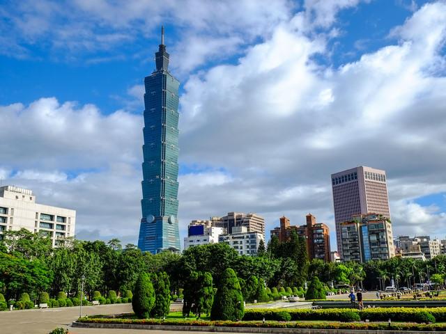 台湾101大厦