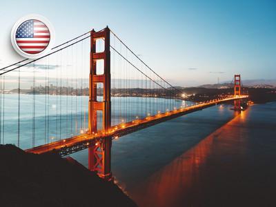 预售【广州送签】美国旅游/探亲/商务签证-符合条件免面试代传递-专属顾问服务