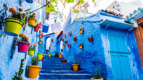 埃及+摩洛哥15日游