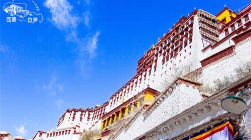 西藏拉萨-林芝大峡谷-羊湖