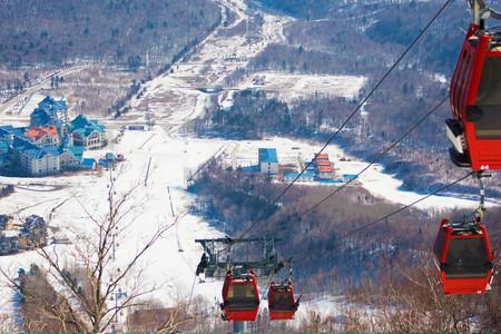 <亞布力滑雪1日游>0購物/滑雪3小時(含提供雪服,雪鏡,雪板、雪鞋、雪仗使用)馬拉爬犁/滑道索道/動感雪圈