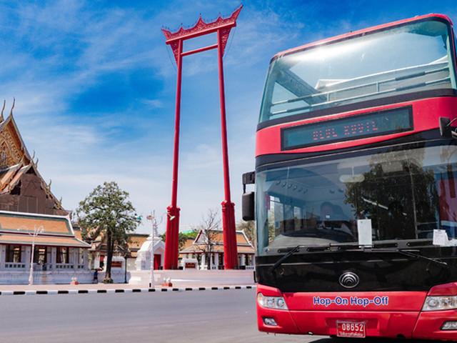 """<  """"象悠游""""(Elephant Go Go)曼谷雙層城市觀光巴士>"""