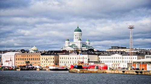芬兰+冰岛机票+本地12日游