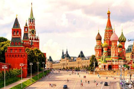 [五一]<俄罗斯-莫斯科+圣彼得堡8日游>南京直飞,0自费,全程4星,红场,冬宫,克里姆林宫,叶卡宫,谢镇,CD线双点进出不走回头路