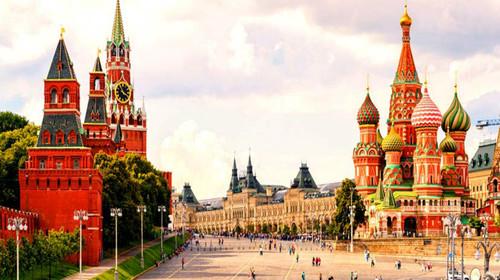 俄罗斯莫斯科+圣彼得堡9日游