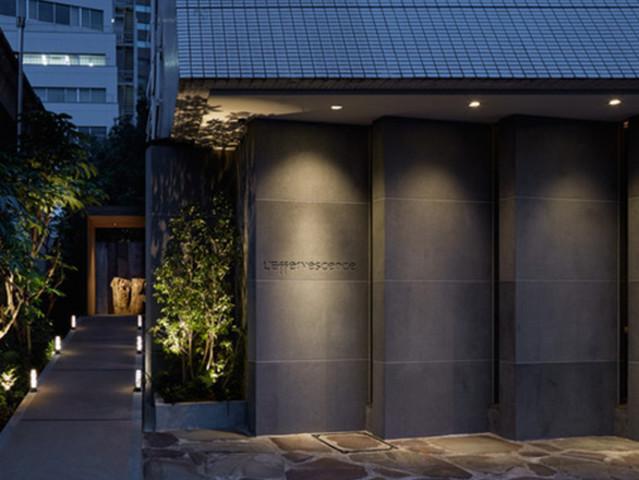 <东京米其林二星法餐 L Effervescence 餐厅预订>亚洲五十佳 评分超高 环境一绝 约会圣地
