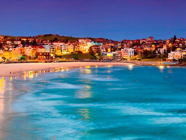 <澳大利亚悉尼2晚3日游>纯美蓝山,悉尼市区当地游