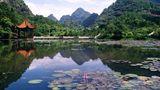 都峤山风景区(庆寿岩)