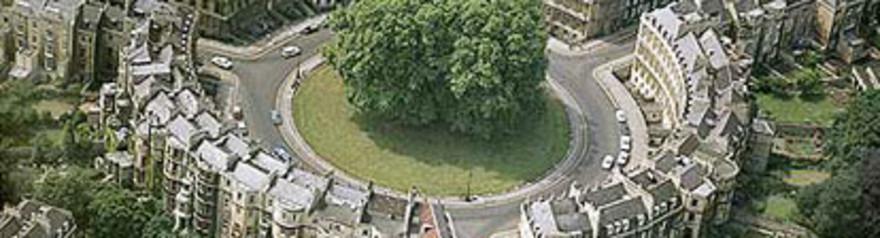 巴斯圆形广场