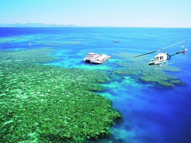 <澳大利亞悉尼+凱恩斯+黃金海岸7晚8天全航空游>東海岸三城,含機票,酒店可安排三人間當地游