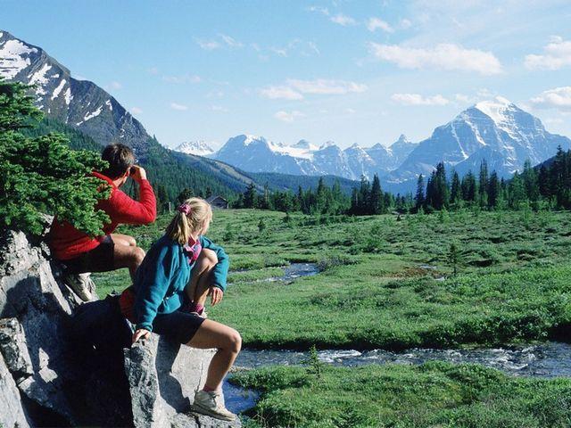 <加西落基山-班芙-贾斯珀-露易丝湖-冰原-维多利亚7日超值游>温哥华/西雅图双城进出,加拿大/宝翠花园/班芙国家公园(当地参团)