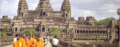 柬埔寨-金边-吴哥5晚6日游4106元起