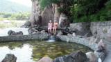 长白山仙人桥铁疗温泉