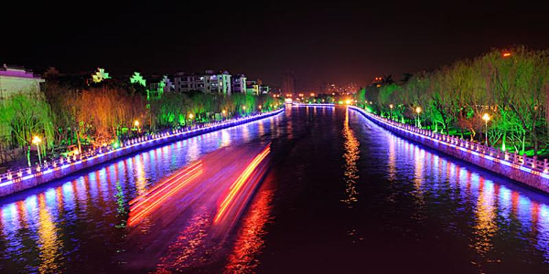 扬州扬州古运河游船攻略_扬州游玩攻略大全