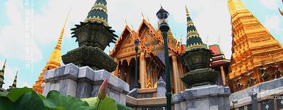 泰国曼谷-芭提雅6晚7日游2952元起